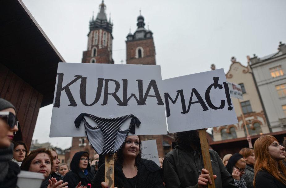 Lenkių protestas