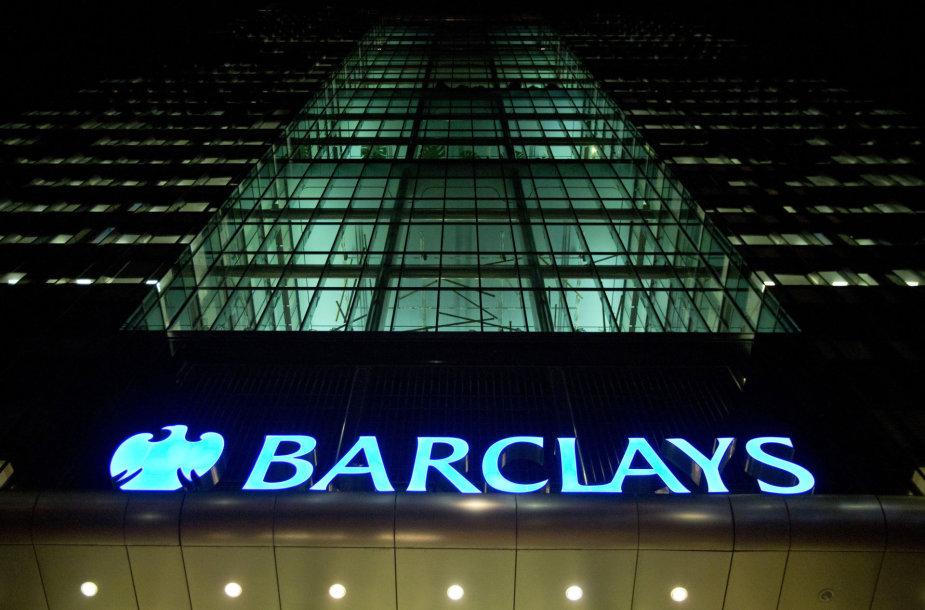 """Barclays"" pastatas Londone"