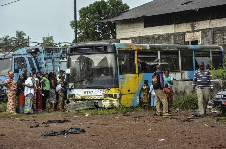 Rinkimai Gvinėjoje