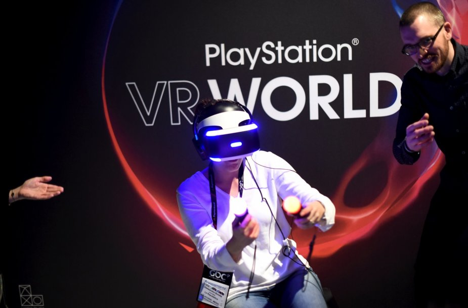 """PlayStation"" VR"