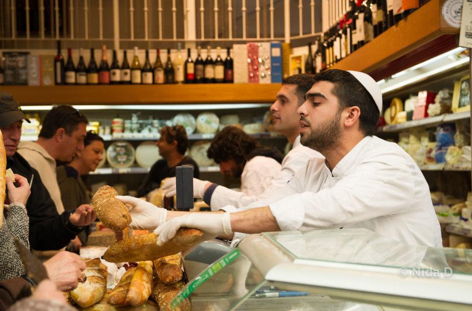 Izraelis – kulinarinė kelionė