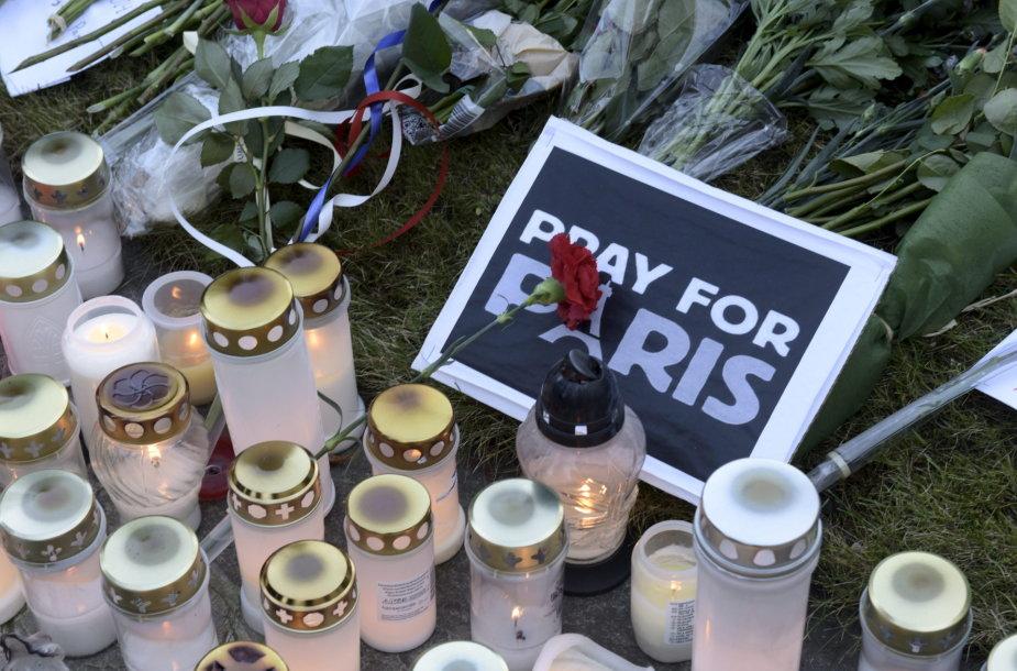 Paryžius po kruvinų išpuolių