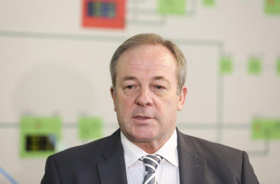 Vilniaus vicemeras Romas Adomavičius