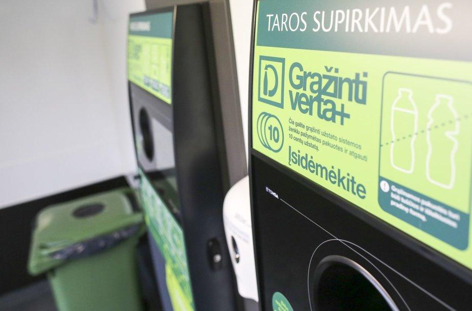 Lietuvoje pradeda veikti taromatų sistema
