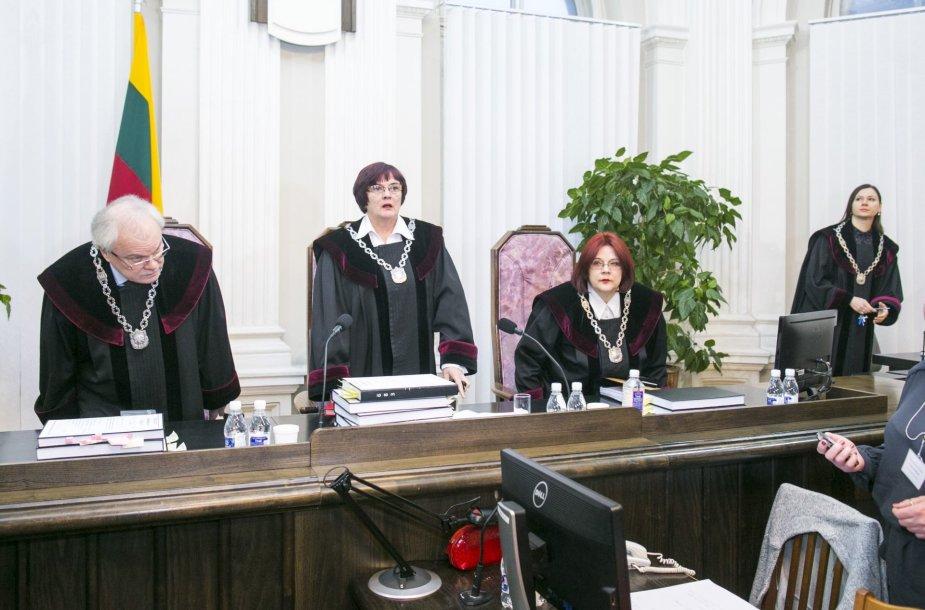 Sausio 13-osios teismo procesas