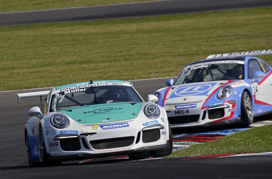 """Porsche Carrera Cup"""