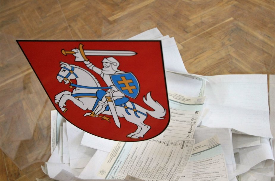 Seimo rinkimai Šiauliuose