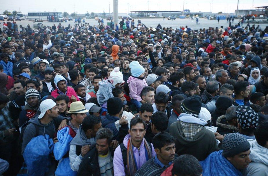 Pabėgėliai Austrijoje