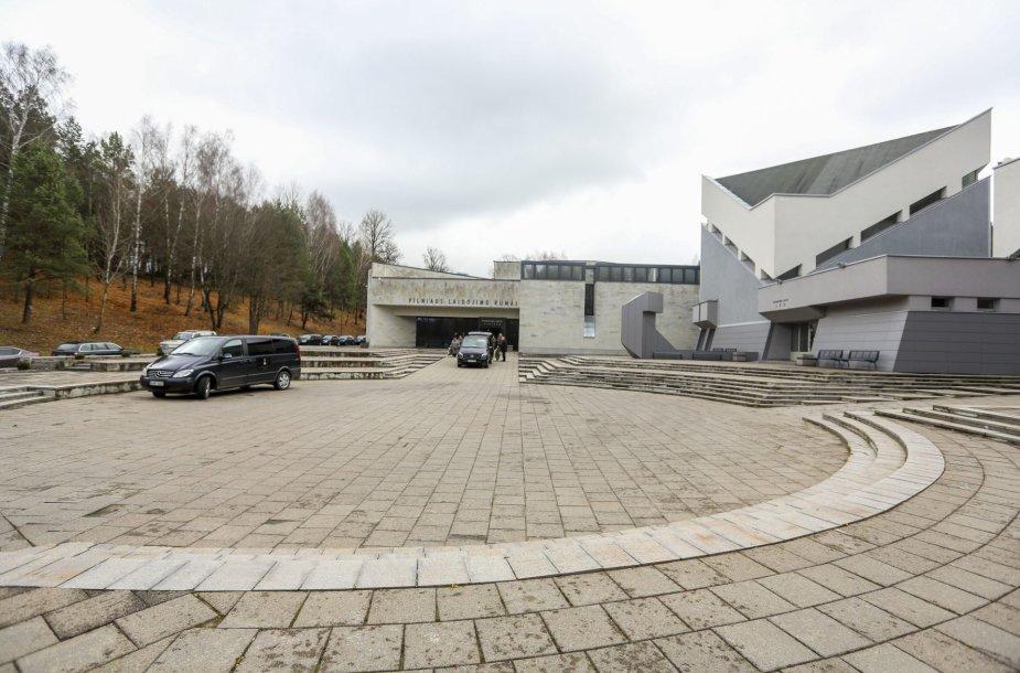 Vilniaus laidojimo rūmai