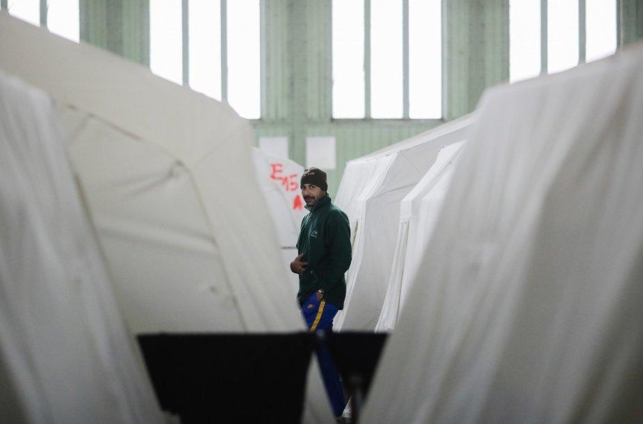 Migrantų ir prieglobsčio prašytojų prieglauda Vokietijoje