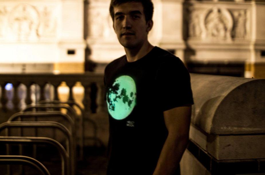 Fosforiniai marškinėliai