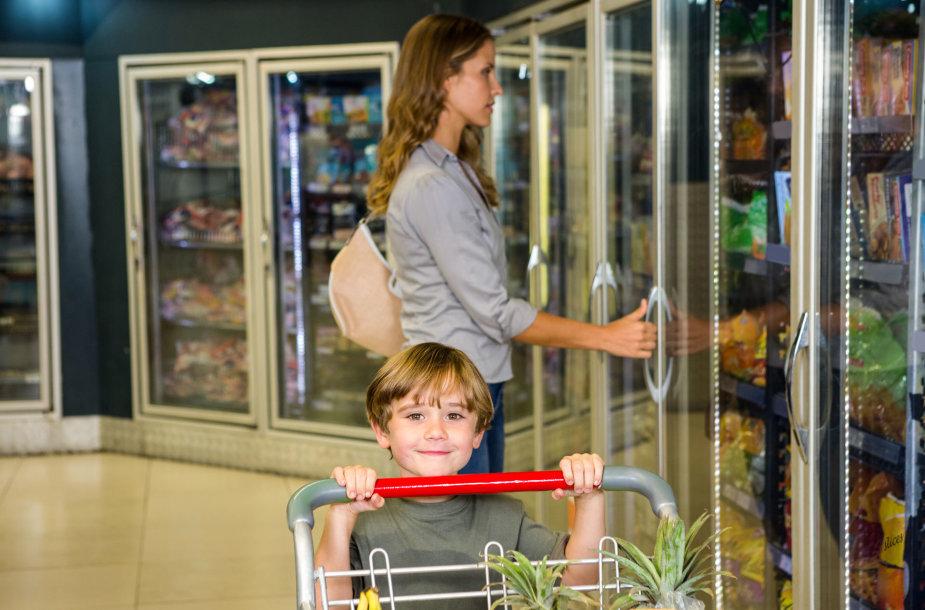 Šaldyti maisto produktai: vartoti ar atsisakyti?
