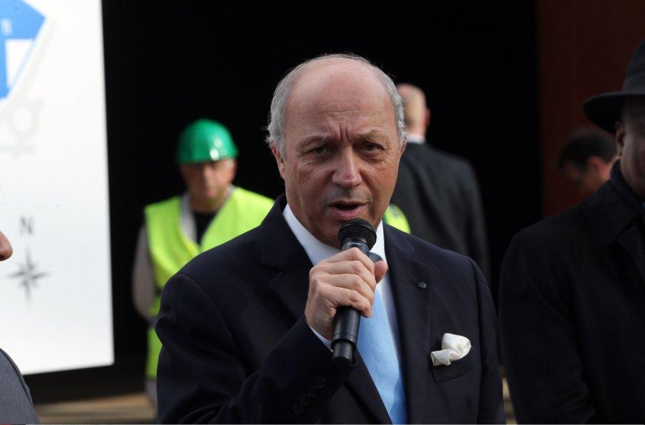 Laurentas Fabiusas