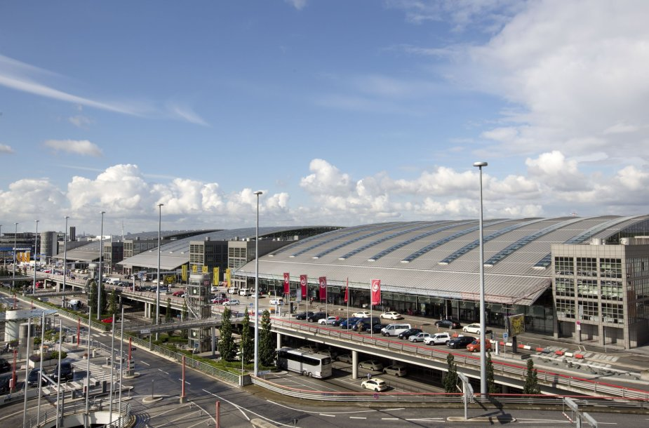 Hamburgo oro uostas