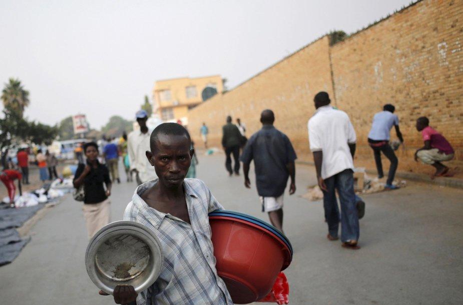 Burundis – šalis, kurioje gyvena nelaimingiausi žmonės pasaulyje