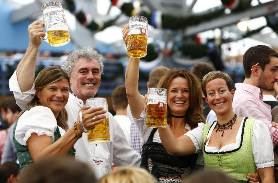Alaus šventė Vokietijoje