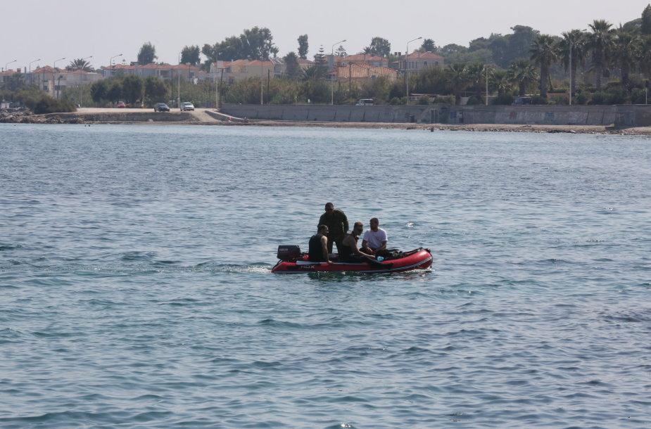 Dingusiųjų paieškos Lesbo saloje