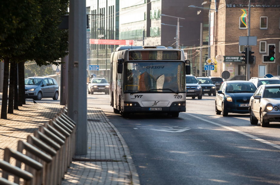 Nuo Naujųjų metų – patogūs pokyčiai viešojo transporto keleiviams.