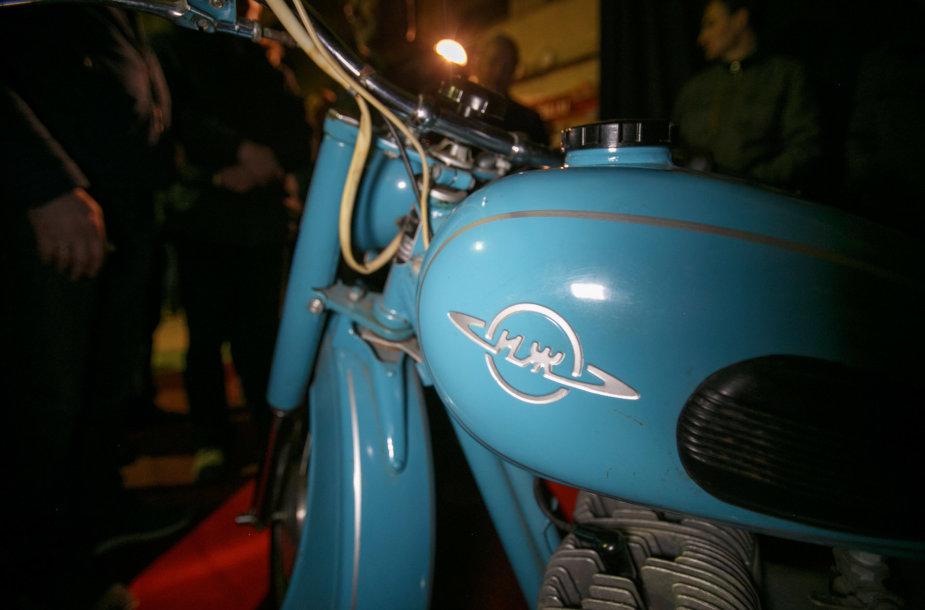 "Motociklas ""IŽ"""