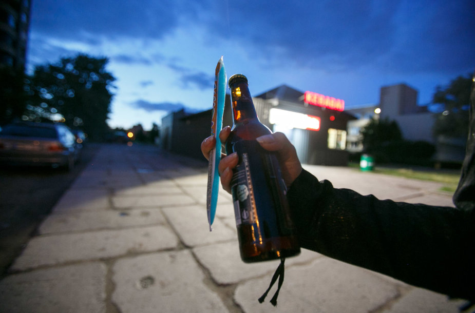 Naktinė prekyba alkoholiu