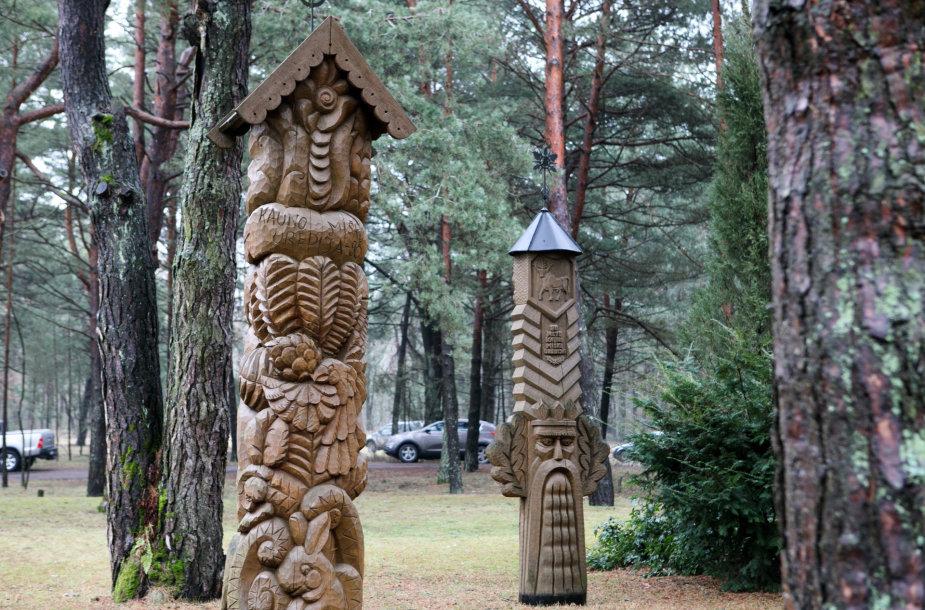 Susitikimas Kauno miškų urėdijoje