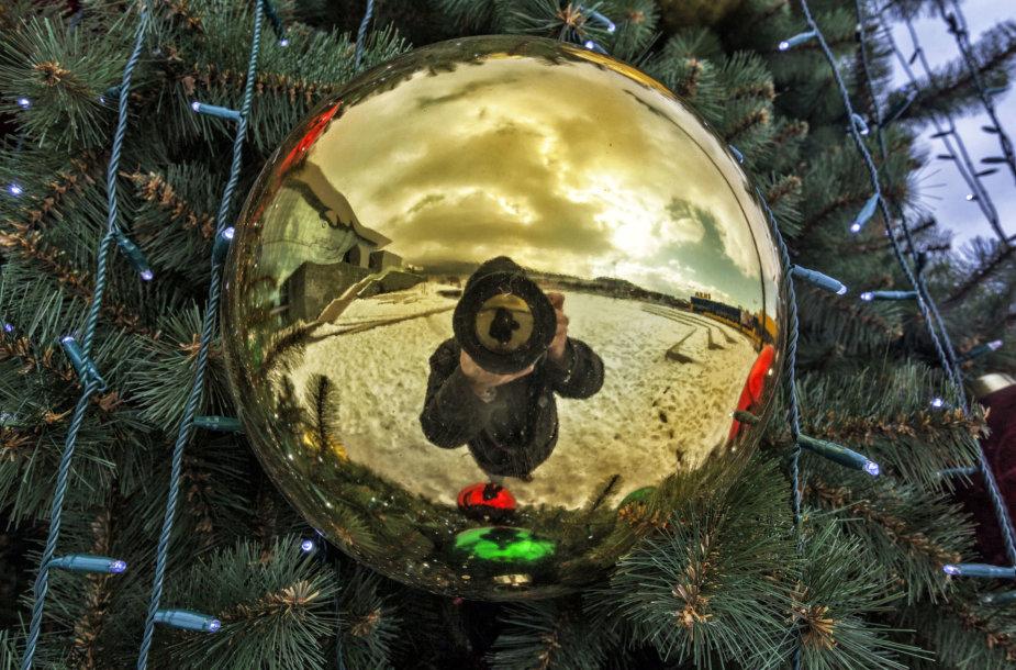 Linksmiausios žiemos šventės Bulgarijoje prasideda po Kalėdų ir Naujų metų sutikimo