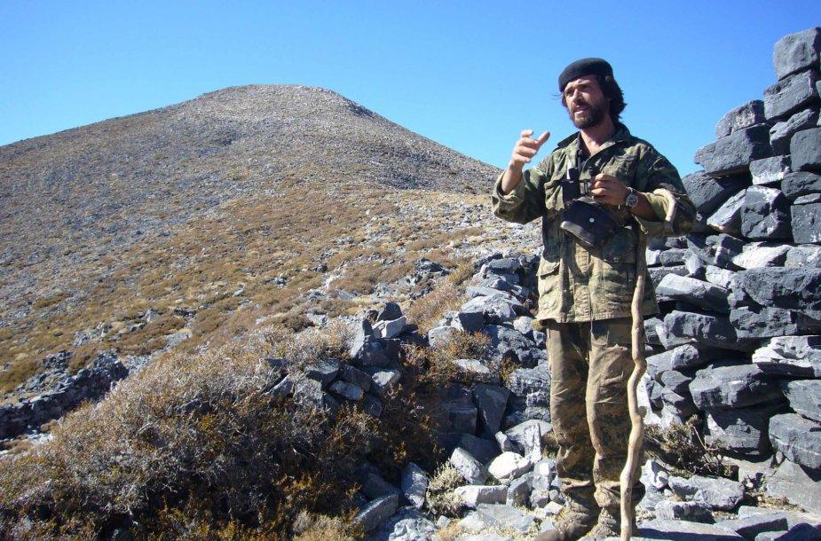 Paskutinieji mohikanai – laisvieji Kretos piemenys
