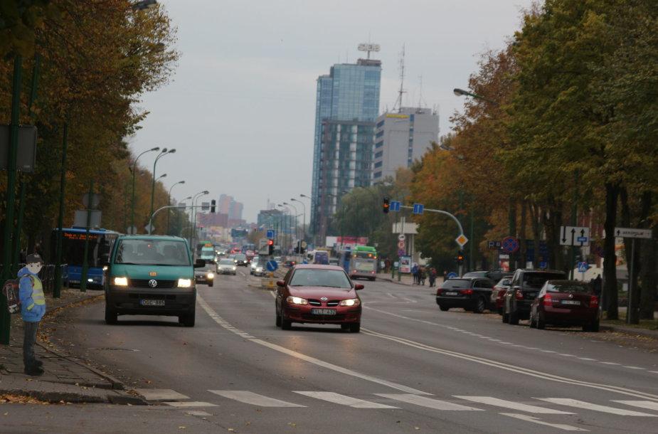 Klaipėdos Taikos prospektas