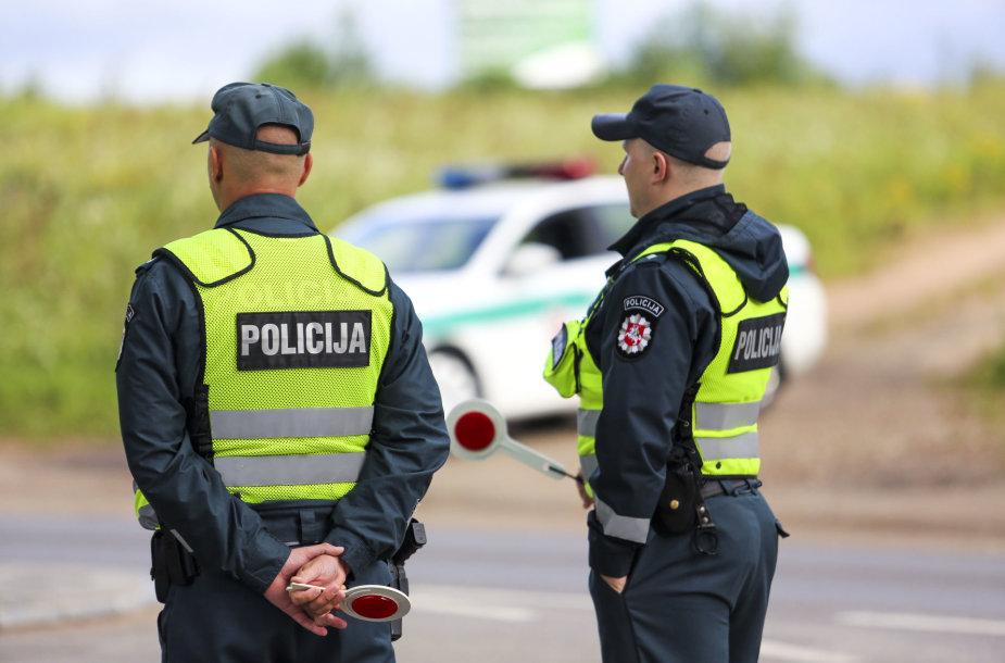 Policijos reidas