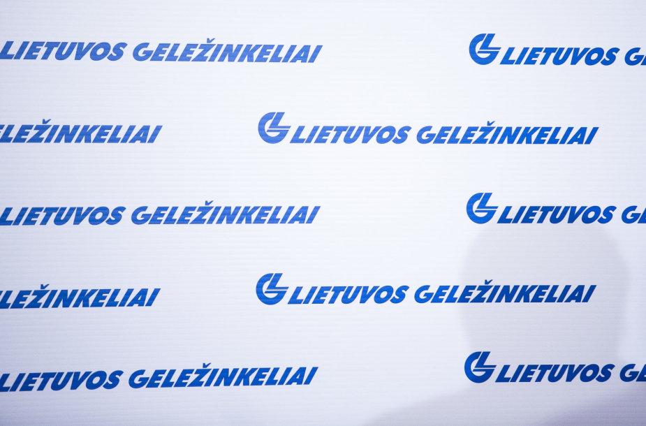 """AB """"Lietuvos geležinkeliai"""" vadovo Stasio Dailydkos spaudos konferencija"""