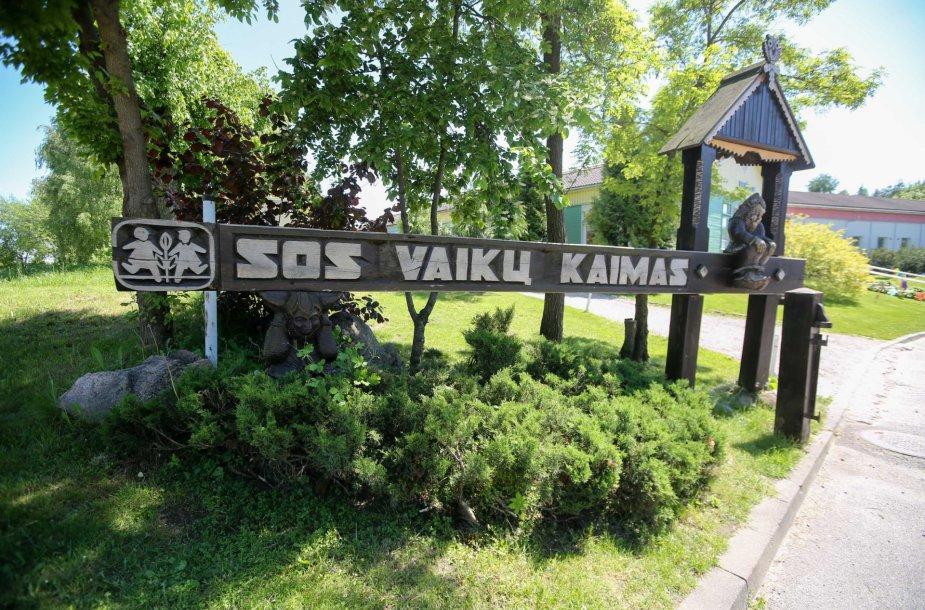 Vilniaus SOS vaikų kaime