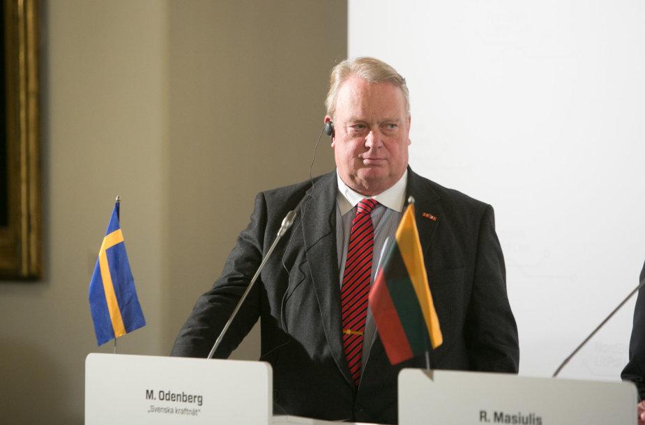 Mikaelis Odenbergas