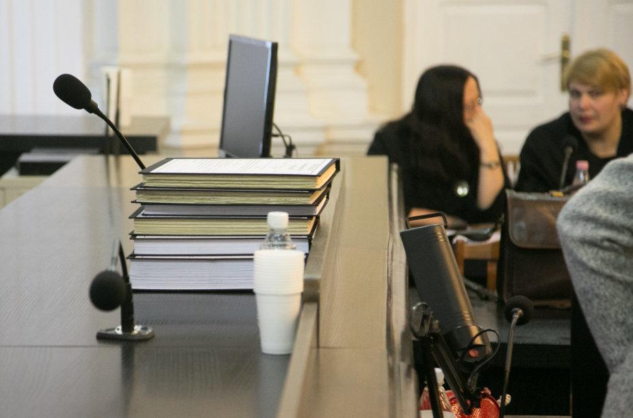 Teismo posėdis Sausio 13-osios byloje