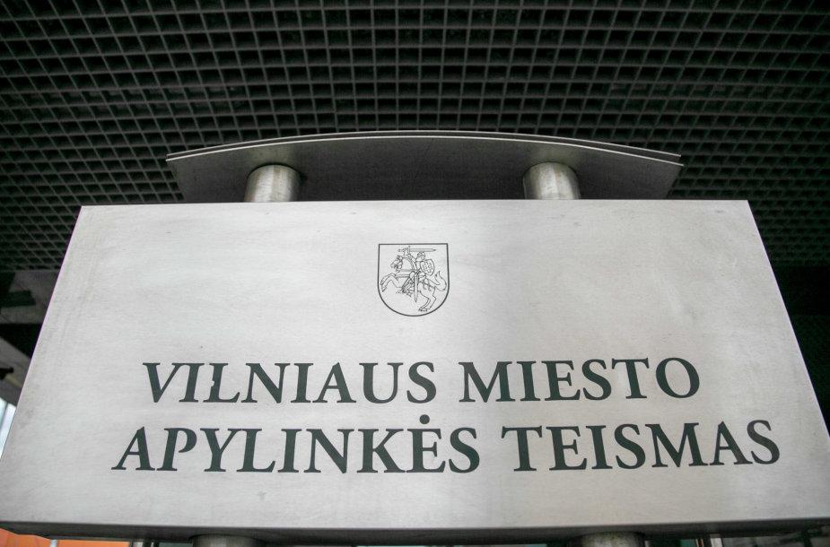 Vilniaus miesto apylinkės teismas