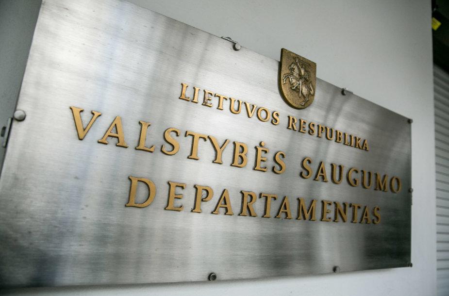 Darius Jauniškis, vsd, Lietuvos Respublikos valstybes saugumo departamentas