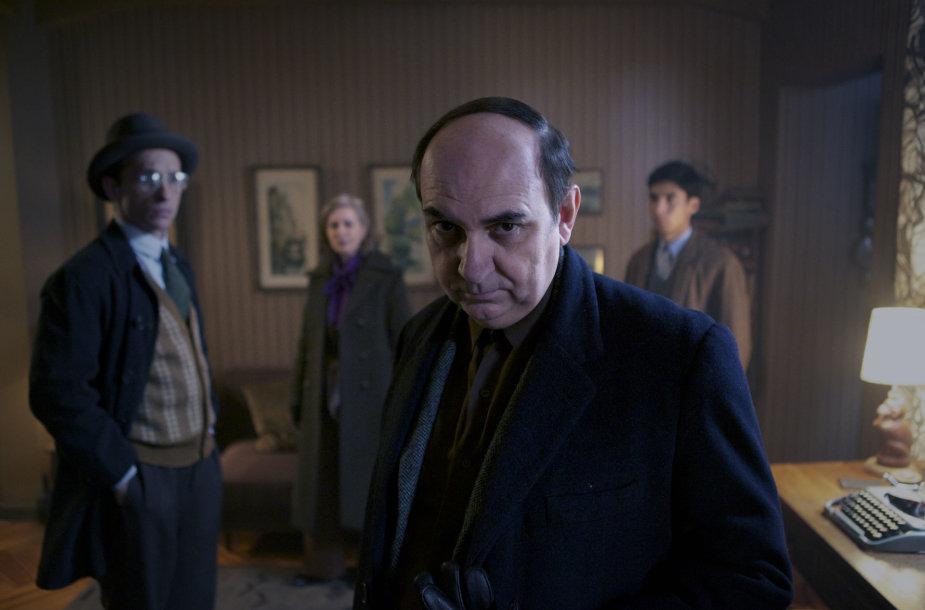 """Kadras iš fimo """"Neruda"""""""