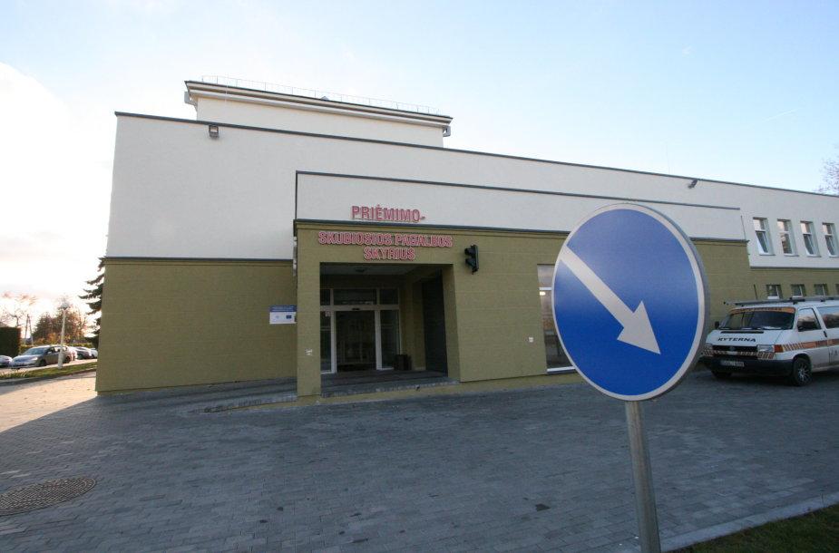 Šiaulių ligoninė liko be vadovų - juos sulaikė STT pareigūnai