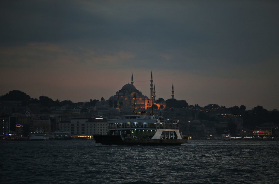 Bosforo sąsiauris Stambule