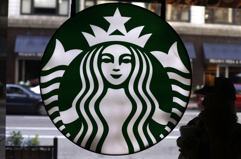 """""""Starbucks"""" kavinė"""