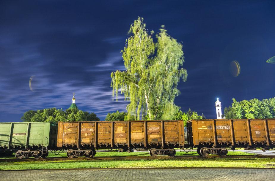 Kybartų geležinkelio stotis