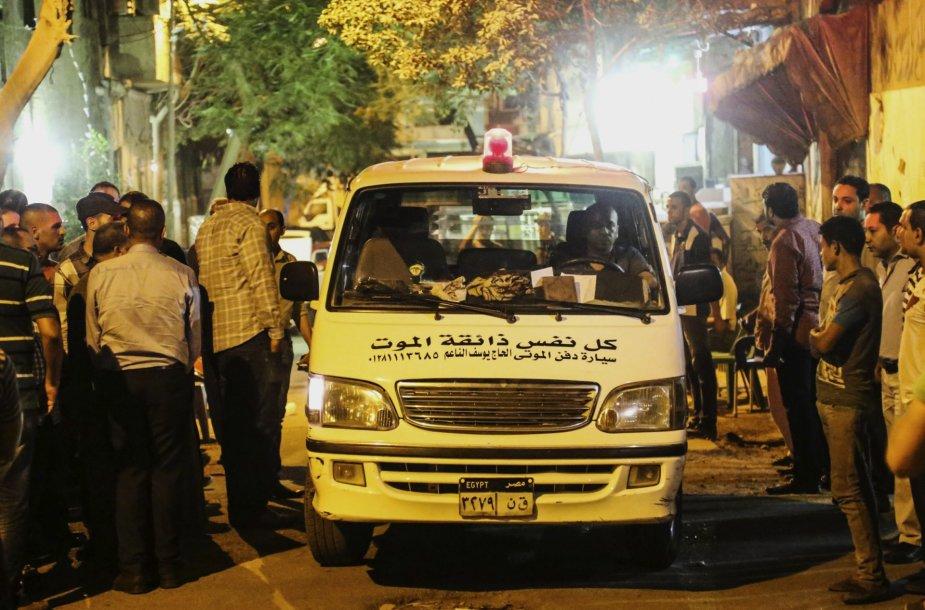 Egipte policija atakavo Meksikos turistus