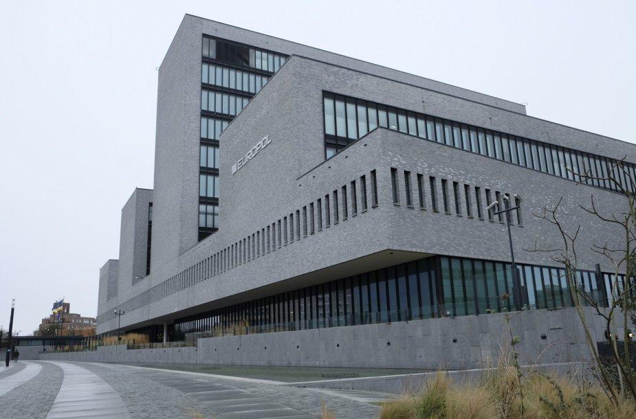 Europolo pastatas