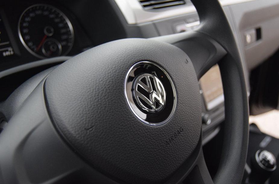 "Ketvirtos kartos ""Volkswagen Caddy"""