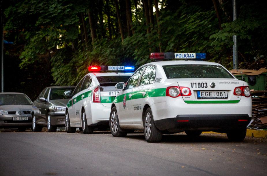 Žmogžudystė sostinės Užupio rajone