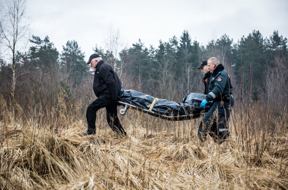 Vilniaus čigonų tabore pareigūnai aptiko dar vieną lavoną