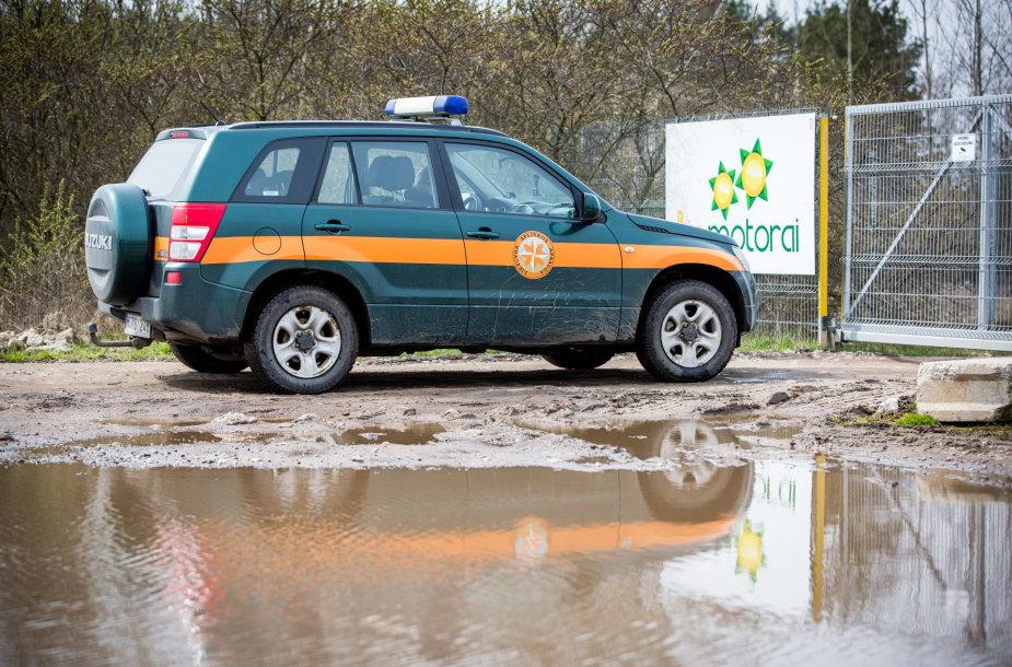 Įtariama, kad Vokės vandenį cheminėmis medžiagomis teršė viena įmonė