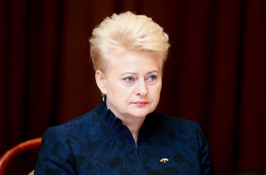 Dalios Grybauskaitės ir Petro Porošenkos susitikimas Charkove