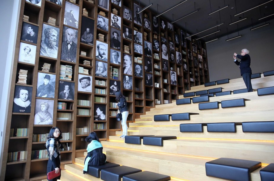 Įspūdingiausios pasaulio bibliotekos