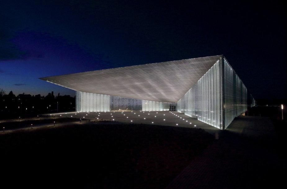 Estijos nacionalinio muziejaus atidarymas