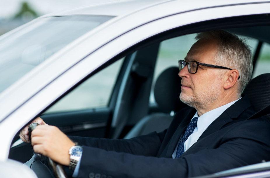 Asmeninis vairuotojas